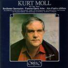 Moll Kurt Famous Opera Arias Moll Bass 1996 CD