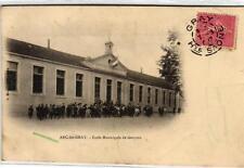 ARC LES GRAY - Ecole Municipale de Garçons (groupe d'enfants)