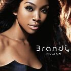 Human by Brandy (CD, Dec-2008, Epic (USA))