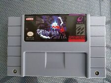 Terranigma - English translation - SNES Super nintendo USA version