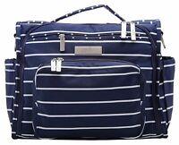 Ju Ju Be Coastal B.f.f. Baby Diaper Bag Backpack W Changing Pad Nantucket