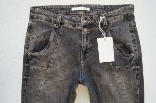 MAC Slacky Denim Jeans Gr.38,40,42,44  L30 2 Farben dunkelblau dunkelgrau NEU