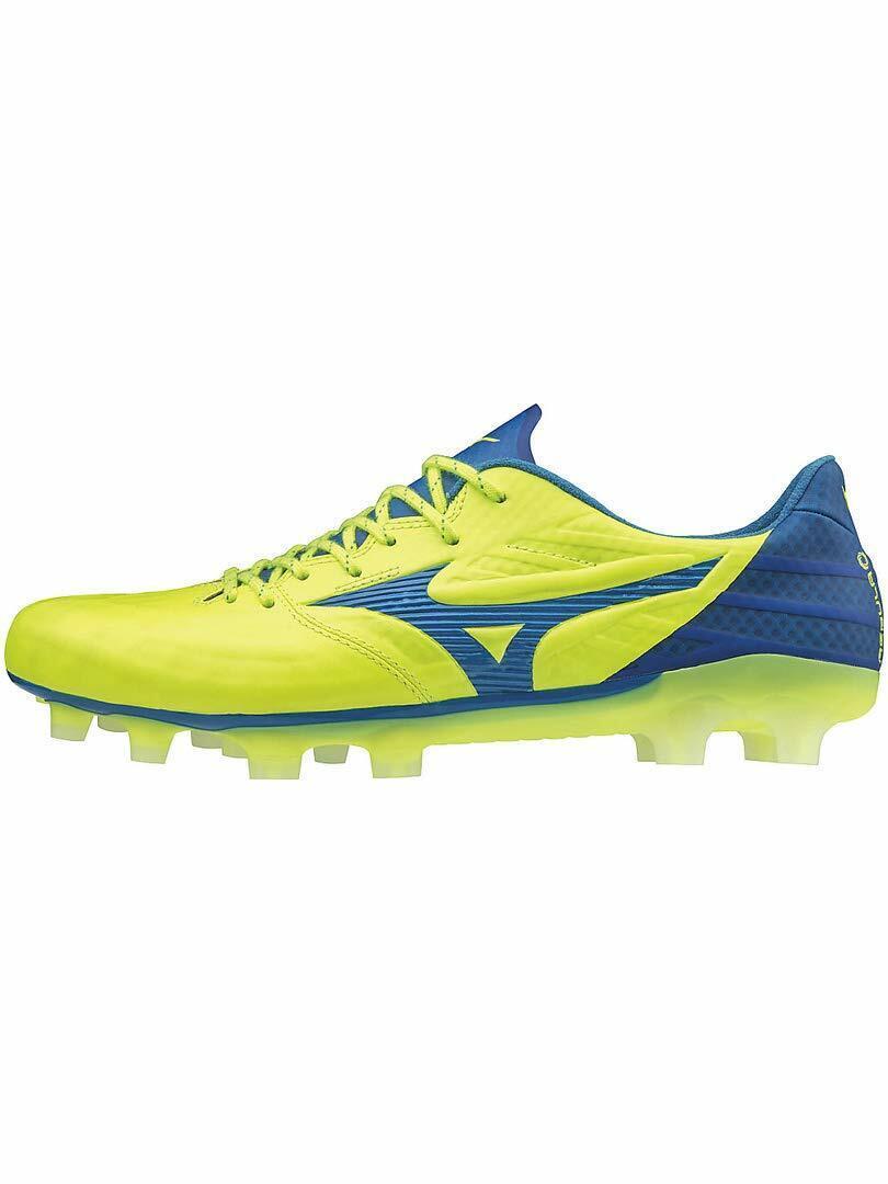 MIZUNO Soccer Football Spike chaussures REBULA 3 ELITE P1GA1962 jaune US7(25cm)