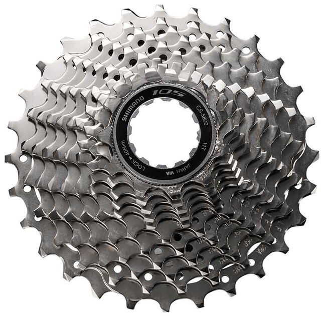 Shimano 105 CS-5800 11 speed Bike Bicycle Cassette 11-28