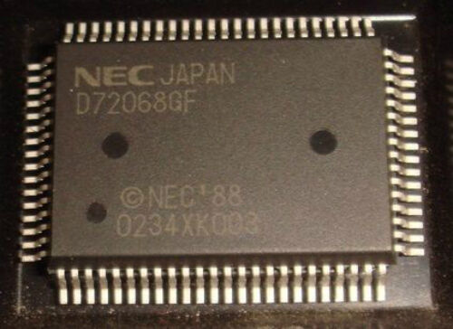 UPD72068GF NEC SMD INTEGRATED CIRCUIT QFP-80  /'/'UK COMPANY SINCE1983 NIKKO/'/'
