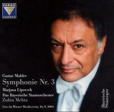 Gustav Mahler: Symphony No. 3, d minor - Recorded live in the Great Hall of the