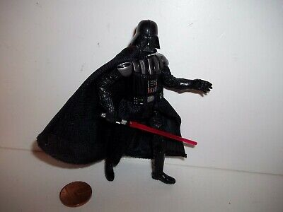 """3.75/"""" Star Wars DARTH VADER With Light Sword Figure Toy"""