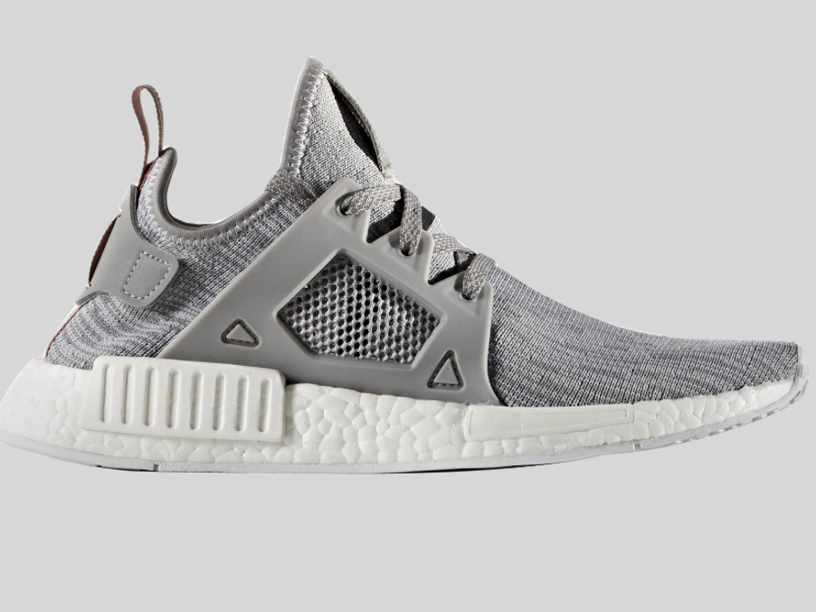 Womens NMD Adidas NMD Womens XR1 W Textile PK BB3686 Size 8.5 tennis shoes gray 7179e1