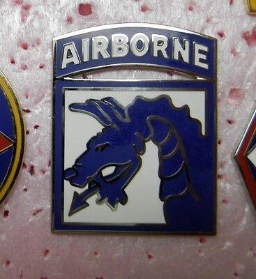Buttons Kampf Dienstzeit Id.badge-xviii Luftgestützte Corps Für Kleidung Auf Asus Und Sammeln & Seltenes