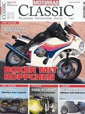 MC0903 + Krauser-BMW MKM 1000 + MOTO GUZZI V7 Sport + MOTORRAD CLASSIC 3 2009