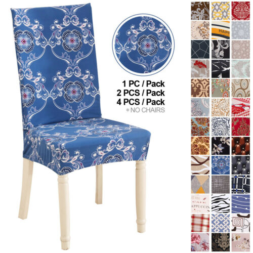 Stretch Seat Cover Wedding Banquet Dining Chair Protector Cover New Party Decor