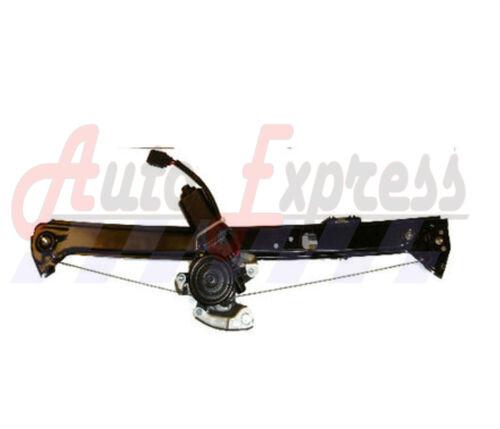 REAR RIGHT PASSENGER SIDE POWER WINDOW REGULATOR W MOTOR FITS 00-06 BMW X5
