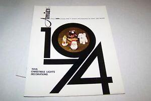 1974 Vintage Toy Catalog #77 - Amico Toys