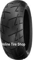 One Rear Shinko 009 Raven Motorcycle Tire 180/55-17 180/55zr17 Radial