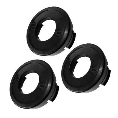 3 Pack Replacement String Trimmer Bump Cap For ST4500 Black+Decker 682378-02