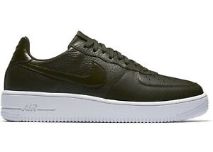 sneakers for cheap 6e7e9 cc6b6 Details about 2018 Nike Air Force 1 Ultraforce Low SZ 10 Sequoia Green Croc  Gator 818735-300