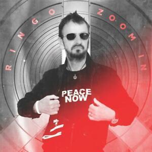 """Ringo Starr - Zoom In - 12"""" Vinyl EP - In Stock"""