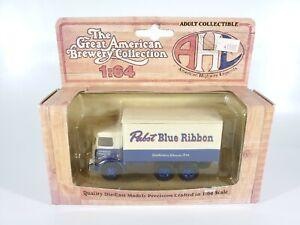 AHL-Great-American-Brewery-Pabst-Blue-Ribbon-Mack-1-64-Diecast-NEW-NIB