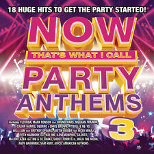 Various Artists - Now That's What I Call Party Anthems Volume 3 [New CD]