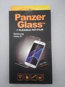 Original-Panzer-Glass-Film-de-Protection-d-039-ecran-pour-Samsung-Galaxy-S7