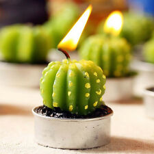 Cactus Candles for House Decoration Birthday Wedding Scented Craft candles NEW