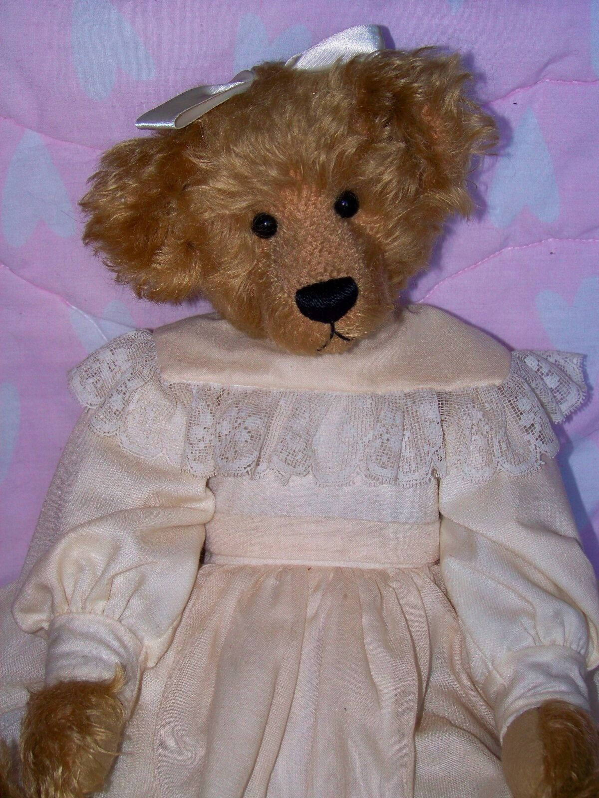 RARE 1983 Bar Harbor Bears  CASSIE  16.5  by Marcia Sibol bear Delaware  2   6