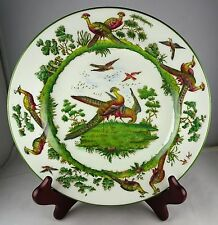 12 Wedgwood Bird of Paradise Type Luncheon Plates Hand Decorated