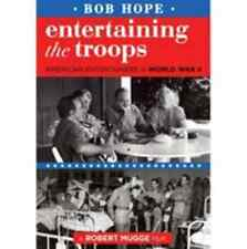 Bob Hope - Entertaining the Troops  DVD NEW