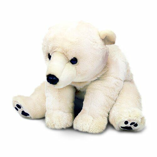 51e964f1575 Keel Toys Soft Plush Giant Polar Bear - 110cm Aprox for sale online ...