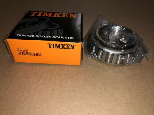 Brand New Timken NA366 Tapered Roller Bearing Single Cone