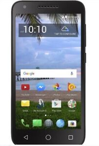 Details about Alcatel Raven LTE A574BL TracFone Android Smartphone /UA  9-3/12
