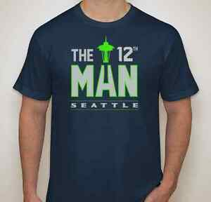 5039d599c9f Image is loading NFL-Seattle-Seahawks-034-12th-Man-034-T-