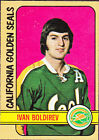 1972-1973 O-PEE-CHEE Ivan Boldirev #41 Hockey Card