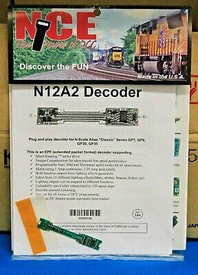 YANKEEDABBLER NCE 524-122 {N12A1} N12A1 DECODER