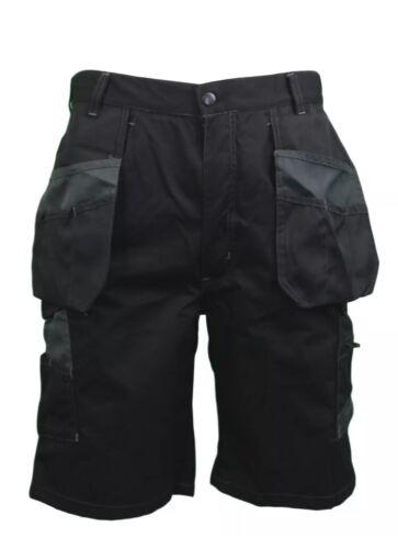 Himalayan Multi-poche Work commerce Cargo Combat Utility Noir Short Workwear