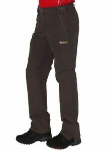 Mens Regatta Xert II Zip Off Stretch Walking Hiking Golf Trousers Shorts RRP £65