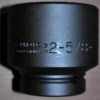Proto® 1 Drive Impact Socket 2-5/8 - 6 Point Proto 10042 Made In Usa