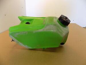 90-039-Kawasaki-KX80-KX-80-OEM-GAS-FUEL-TANK-WITH-CAP