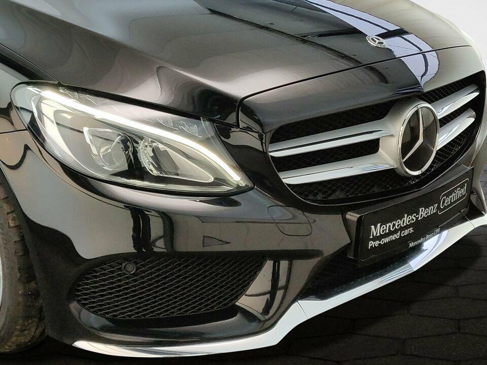 Mercedes C220 d 2,2 Edition C stc. aut. Diesel aut. modelår