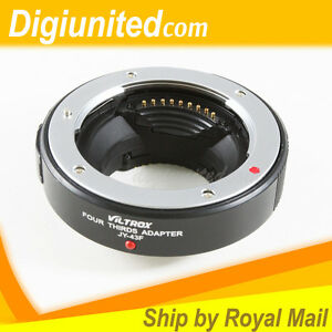 Viltrox-JY-43F-Auto-Focus-AF-Adapter-for-Four-Thirds-lens-to-Micro-4-3-M43-MMF-1