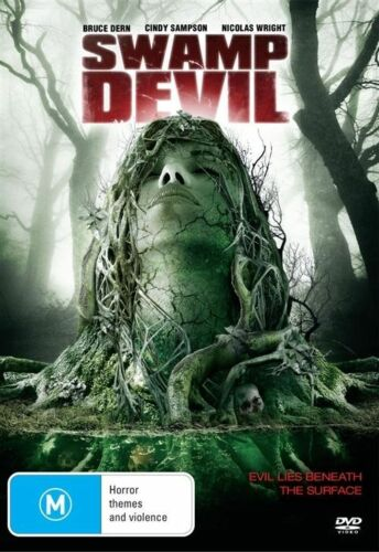 1 of 1 - Swamp Devil (DVD, 2009)**R4**Bruce Dern*VGC*