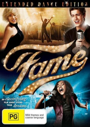 1 of 1 - Fame - Extended Dance Version (DVD, 2010) NEW R4