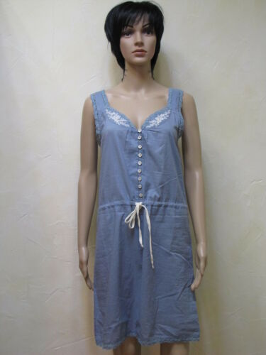 In Puntillas 36 Things Kleid Nice Hellblau Neuware Vestido Größe S cqA4wWgw1