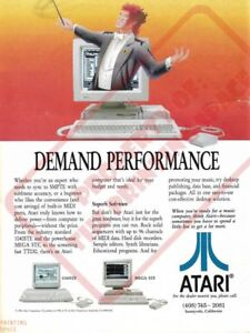 ATARI Wall Poster 24 x 36 inch Vintage Retro Promo Video Game A
