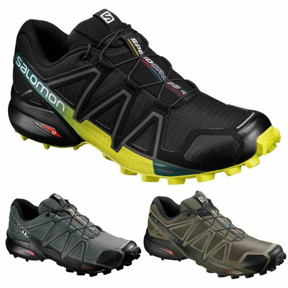 Salomon Gin 4  Mens Trail Running shoes Outdoor New  a lot of concessions