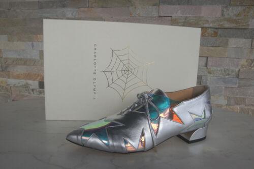 Olympia Neuf À Autrefois Chaussures Basses Lacets 37 T Charlotte PzCqHwdw