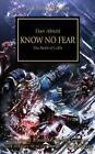 The Horus Heresy 19. Know No Fear von Dan Abnett (2012, Taschenbuch)