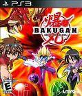 Bakugan Battle Brawlers (Sony PlayStation 3, 2009)
