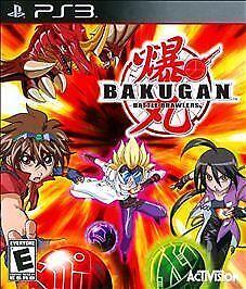 Bakugan Battle Brawlers (Sony PlayStation 3)