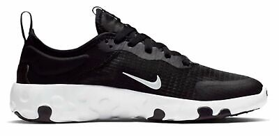 Nike kids running shoes breathable leisure renew lucent black | eBay